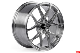 "APR S01 Forged Wheels 18 x 8.5"" ET45, Brushed Gunmetal"