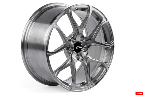 "APR S01 Forged Wheels 18 x 8.5"" ET45, Brushed Gunmetal (WHL00011)"
