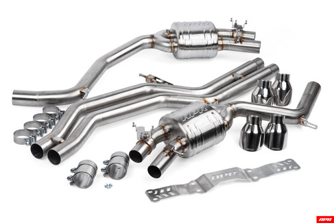 APR Catback Exhaust for Audi S6 & S7 4.0 TFSI C7 / C7.5 (CBK0009)