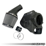 034MOTORSPORT X34 CARBON FIBER COLD AIR INTAKE for B9 AUDI S4/S5 3.0 TFSI (034-108-1013)