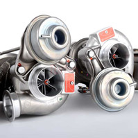 The Turbo Engineers TTE680 New Turbochargers for BMW N54 135/335 RHD (TTE680-N54-RHD)
