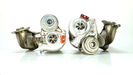 TTE500 NEW TURBOCHARGERS for BMW N54 135/335 (TTE500-N54)