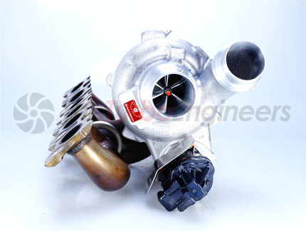 "TTE510 TURBOCHARGER BMW B58 ENGINE (images are ""upgrade your turbocharger"" option)"