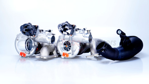 The Turbo Engineers TTE740+ NEW TURBOCHARGERS for BMW M2 CS / M3 / M4 (TTE740+)