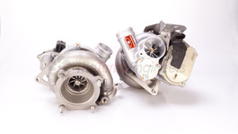 Turbo Engineers TTE750 VTG UPGRADE TURBOCHARGERS for Porsche 911 997.1 (TTE750-VTG)