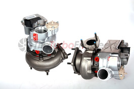Turbo Engineers TTE720 VTG UPGRADE TURBOCHARGERS for Porsche 911 997.1 (TTE720-VTG)