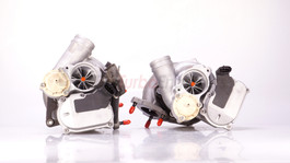 Turbo Engineers TTE670 VTG UPGRADE TURBOCHARGERS for Porsche 911 997.1 (TTE670)