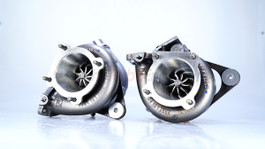 Turbo Engineers TTE850+ VTG UPGRADE TURBOCHARGERS for Porsche 911 991.2