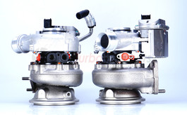 TURBO ENGINEERS TTE1200 VTG UPGRADE TURBOCHARGERS FOR PORSCHE 991.2 GT2 RS (TTE1200)