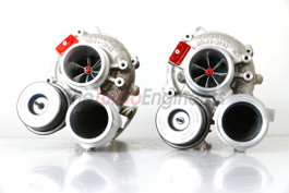 Turbo Engineers TTE760+ UPGRADE TURBOCHARGERS for MERCEDES AMG V8 Biturbo 4.0 M177/178 E63 C63 G63 GT GTS S GLC (TTE760+AMG)