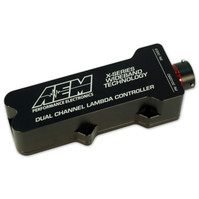 AEM Electronics X-Series Pro Inline Dual Channel Wideband UEGO AFR Sensor Controller (30-0350)