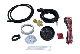 AEM Electronics Analog Oil Metric Pressure Gauge. 0~10.2Bar (30-5135M)