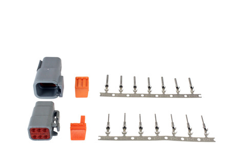 AEM Electronics DTM-Style 6-Way Connector Kit (35-2629)