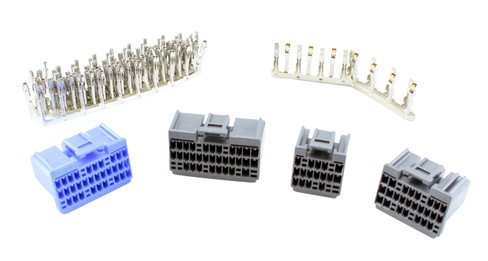 Plug & Pin Kit for EMS 30-1010's/ 1020/ 1050's/ 1060/ 6050's/ 6060. Includes: A, B, C & D Connectors, 15 X Large Contacts & 100 X Small Contacts (35-2610)