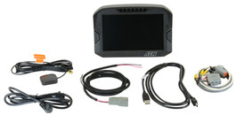 AEM Electronics CD-7LG Carbon Logging Display with Internal GPS (30-5703)