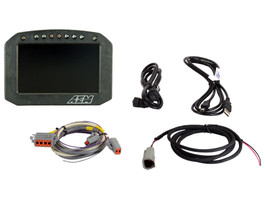 AEM Electronics CD-5L Carbon Logging Flat Panel Digital Dash Display Module