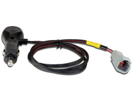 AEM Electronics 12V Power Adapter Cable for CD Carbon Digital Dashes