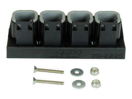 AEM Electronics 4 Port AEMnet CAN Hub (30-2225)