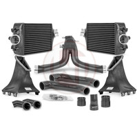 WAGNERTUNING Competition Package (Intercooler Kit / Y-charge pipe) for Porsche 991 Turbo(S)