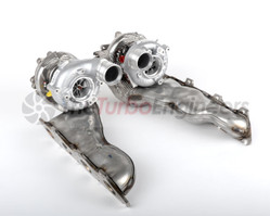 TTE800 (NEW) UPGRADE TURBOCHARGERS for Audi AUDI 4.0 TFSI RS6, RS7, S8, S7, S6 C7 (TTE800-C7)