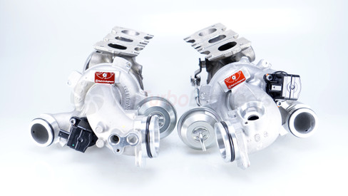 The Turbo Engineers TTE5XX C43 3.0 AMG UPGRADE TURBOCHARGERS (NEW) (TTE10362)