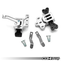 034MOTORSPORT TRACKSPORT ENGINE/TRANSMISSION MOUNT PAIR, AUDI 8V/8V.5 A3/S3 8S TT/TTS VW MK7 GOLF/GTI/R (034-509-5028)