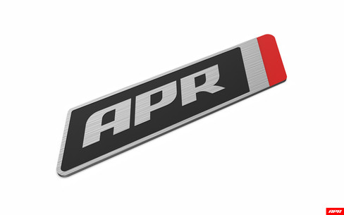 APR Flat Badge - Large - 70mm x 18mm (A1000005)