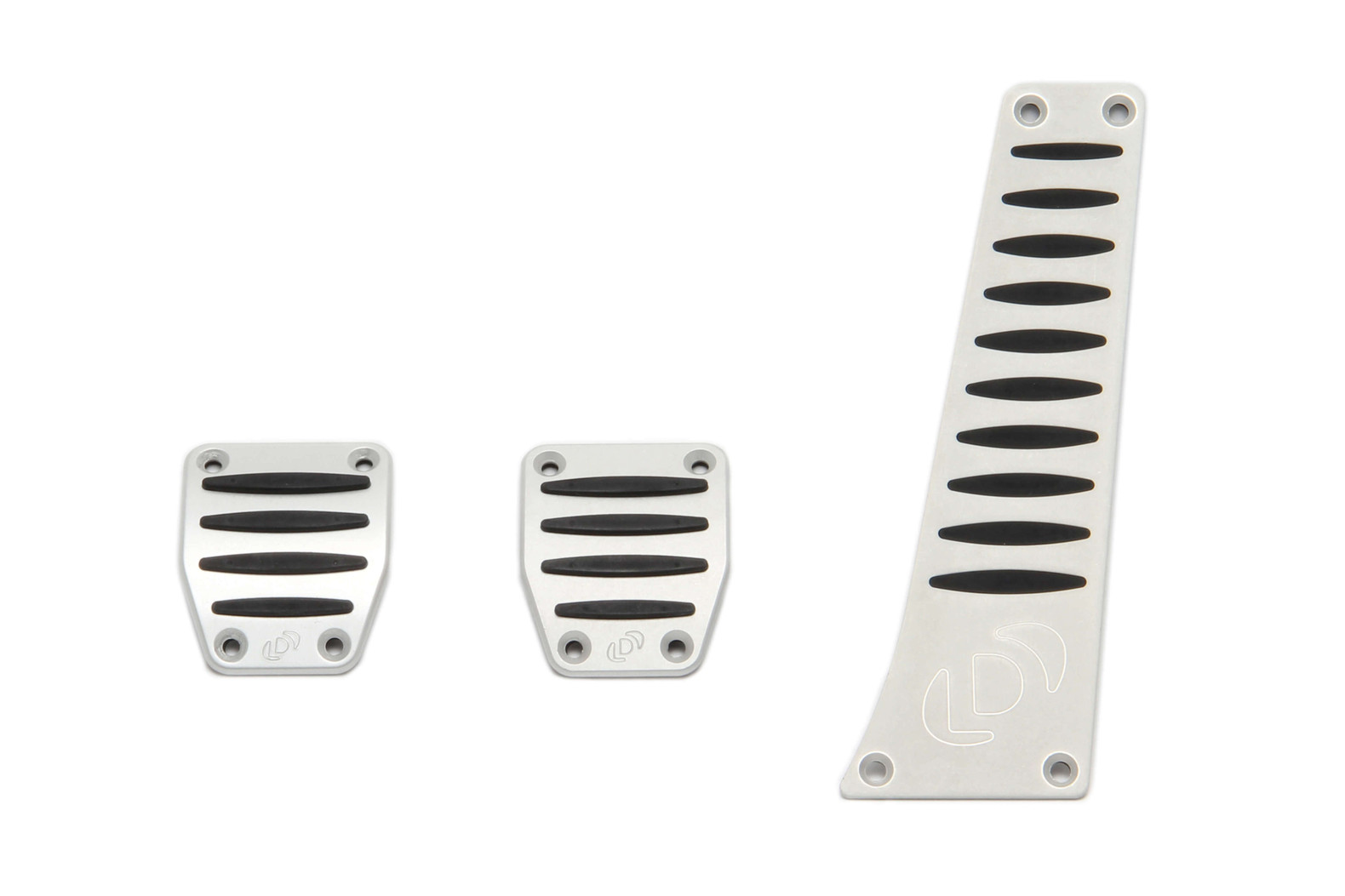 DINAN BMW Pedal Cover Set for Manual Transmissions