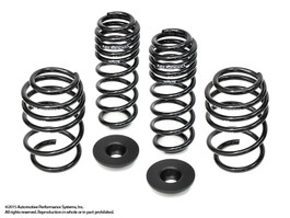 NEUSPEED Sport Springs Kit w/o Rear Spring Pad for 2014+ AUDI A3/S3 and 2015+ VW Golf (55.70.10)