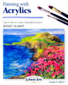 Search Press: Painting with Acrylics by Wendy Jelbert