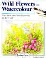 Search Press: Wild Flowers in Watercolour by Wendy Tait