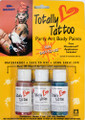 Badger® Totally Tattoo® Paint Set 22-104