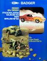 Badger® Step by Step Modelers Guide to Airbrushing