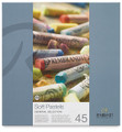 Rembrandt Soft Pastel General Selection Set of 45 colors
