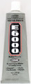 E-6000 Medium Viscosity Clear Glue 3.7oz