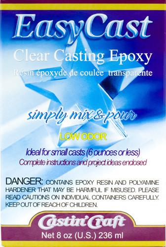 Deovir - Castin Craft EasyCast Clear Casting Epoxy Resin 8oz