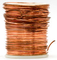 AMACO WireForm Craft Wire Copper 22 gauge, 10 yards