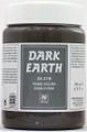 Acrylicos Vallejo Stone & Earth Texture Gel Dark Earth 200ml No. 26218