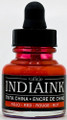 Acrylicos Vallejo India Ink Red 30ml