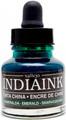 Acrylicos Vallejo India Ink Emerald 30ml