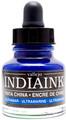 Acrylicos Vallejo India Ink Ultramarine 30ml