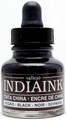 Acrylicos Vallejo India Ink Black 30ml