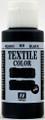 Acrylicos Vallejo Textile Color Black 60ml
