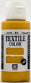 Acrylicos Vallejo Textile Color Yellow Ochre 60ml