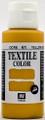Acrylicos Vallejo Textile Color Yellow Ochre 60ml