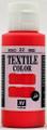Acrylicos Vallejo Textile Color Red 60ml