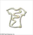 FolkArt ® Fabric™ Paint - Dimensional - Pearl Champagne 1.1oz