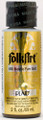 FolkArt ® Metallics - Pure Gold, 2 oz.