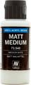 Acrylicos Vallejo Vinyl Acrylic Resin Matt Medium 60ml 73540