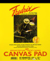 Fredrix® Canvas Pad 10 x 12 inches 10 sheets